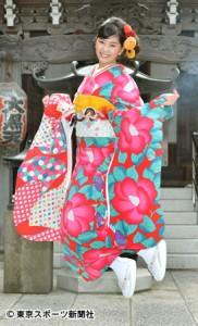 石橋杏奈「日ハムの中村さんに誘われたら行きます」