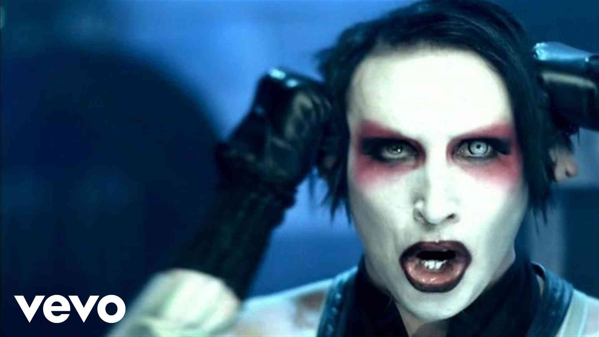 Marilyn Manson - This Is The New Shit - YouTube