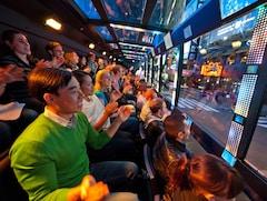 新感覚エンターテイメント「THE RIDE」 ショーの舞台はニューヨークの街角にアリ! <当日予約可> | ニューヨークの観光・オプショナルツアー専門 VELTRA(ベルトラ)