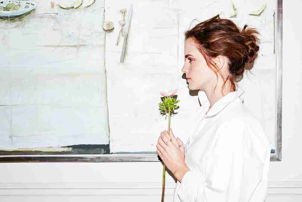 Emma Watson s Beauty Routine, In Her Words | Into The Gloss
