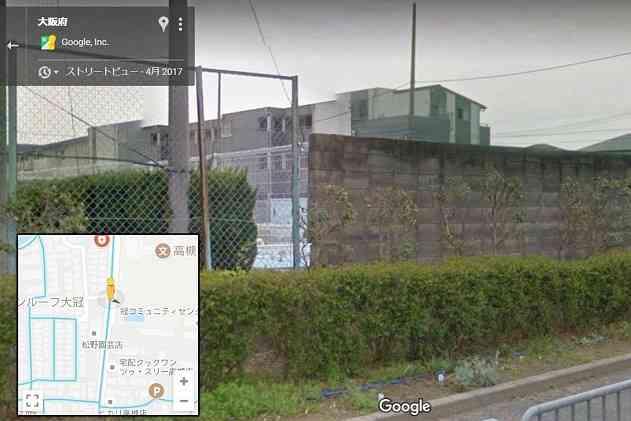 倒壊のブロック塀「法令で定められた作り方でない可能性」