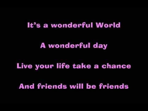 ETERNITY∞ - Wonderful World - YouTube