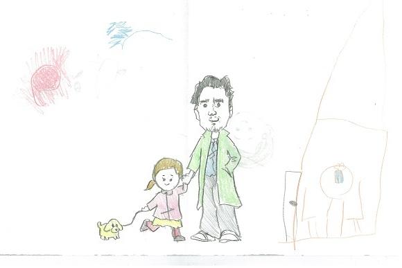 """「""""パパいやいや期""""がくるのがコワい!」俳優・松田賢二、""""天使""""な娘への一途な思い - 朝日新聞デジタル&M"""