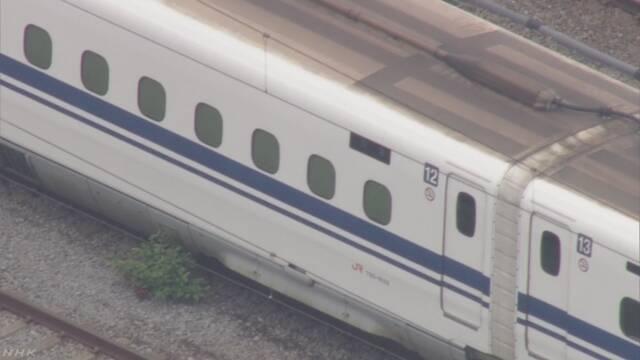 新幹線殺傷事件「不審な動きなく急に切りつけ」 | NHKニュース