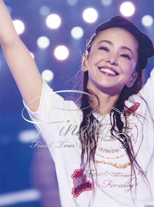 安室奈美恵、ラストツアーが映像化 DVD&Blu-rayが8・29発売(オリコン) - Yahoo!ニュース