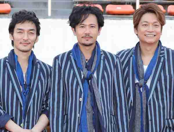 稲垣、草なぎ、香取に紅白出場の噂、NHKとの関係は良好か