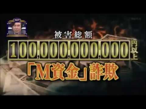 M資金詐欺の謎 巨額詐欺事件② - YouTube