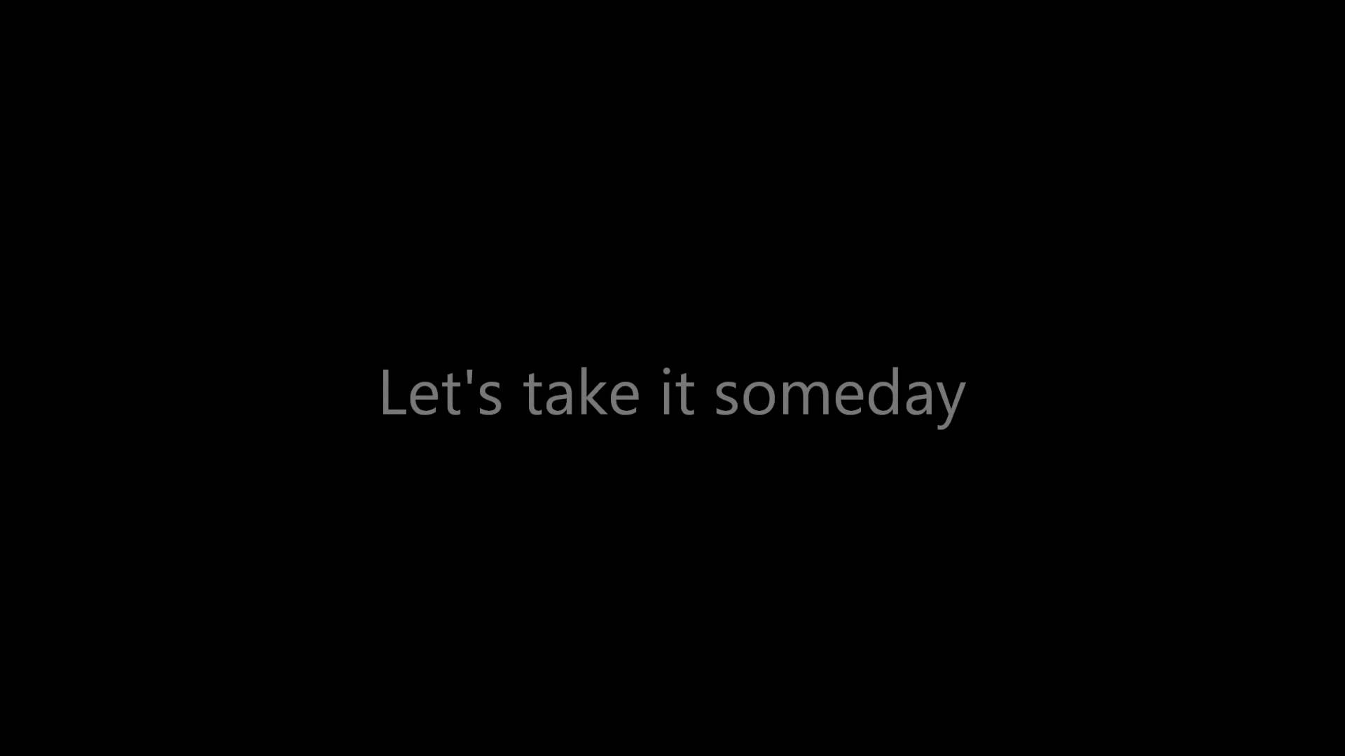 ONE OK ROCK Let's take it someday 【歌詞付き】 FULL - YouTube