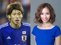 サッカー大迫勇也、モデルの三輪麻未と結婚を発表…