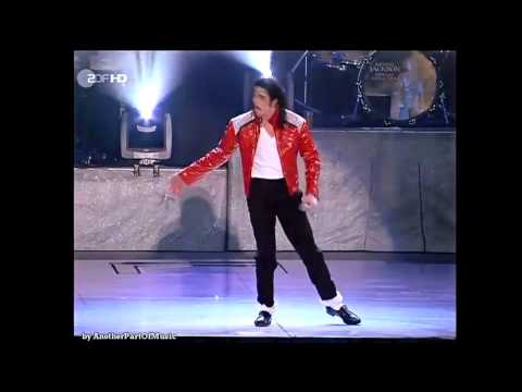 Michael Jackson   Beat It   Live In Munich   HIStory World Tour - YouTube