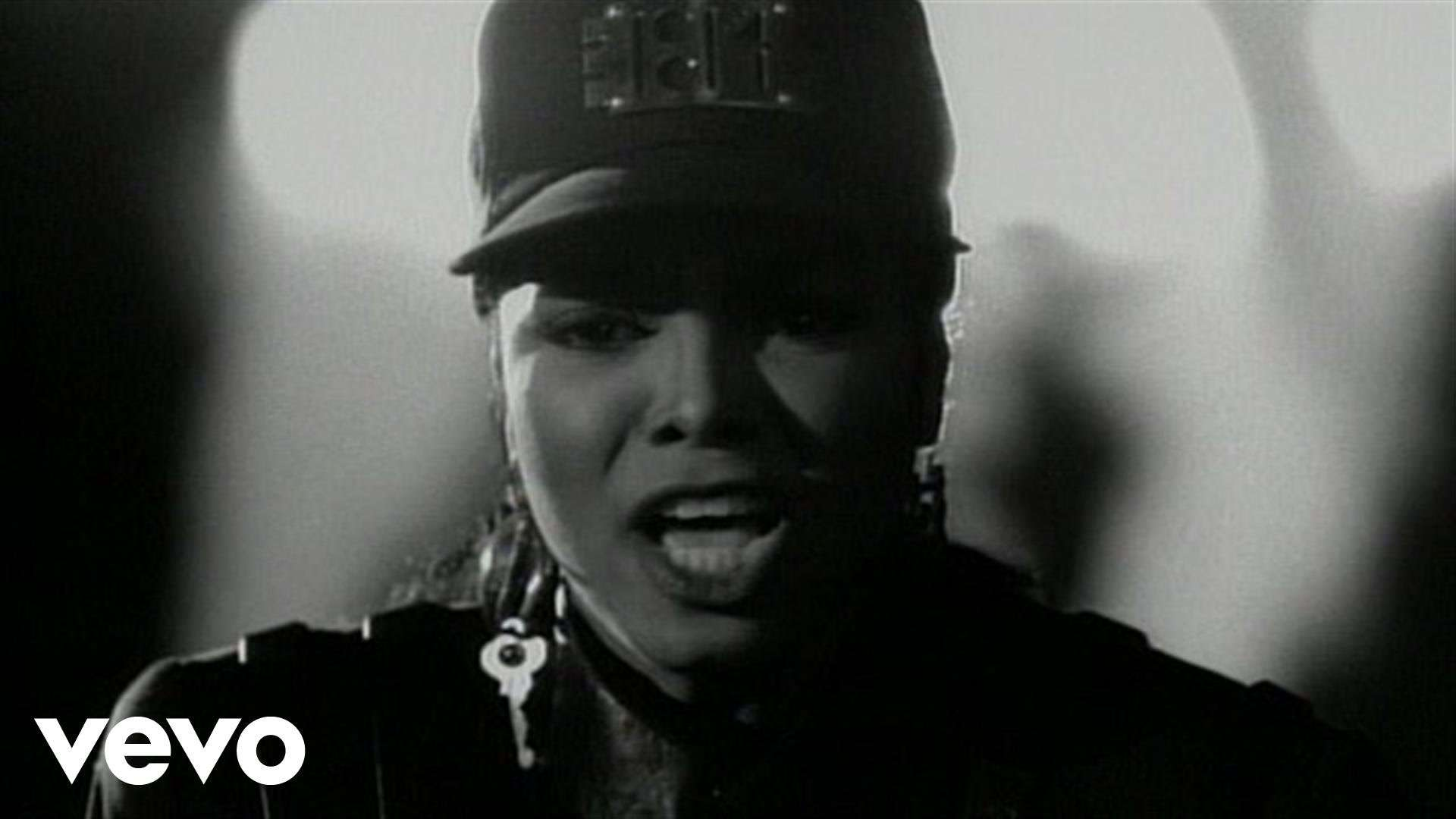 Janet Jackson - Rhythm Nation - YouTube
