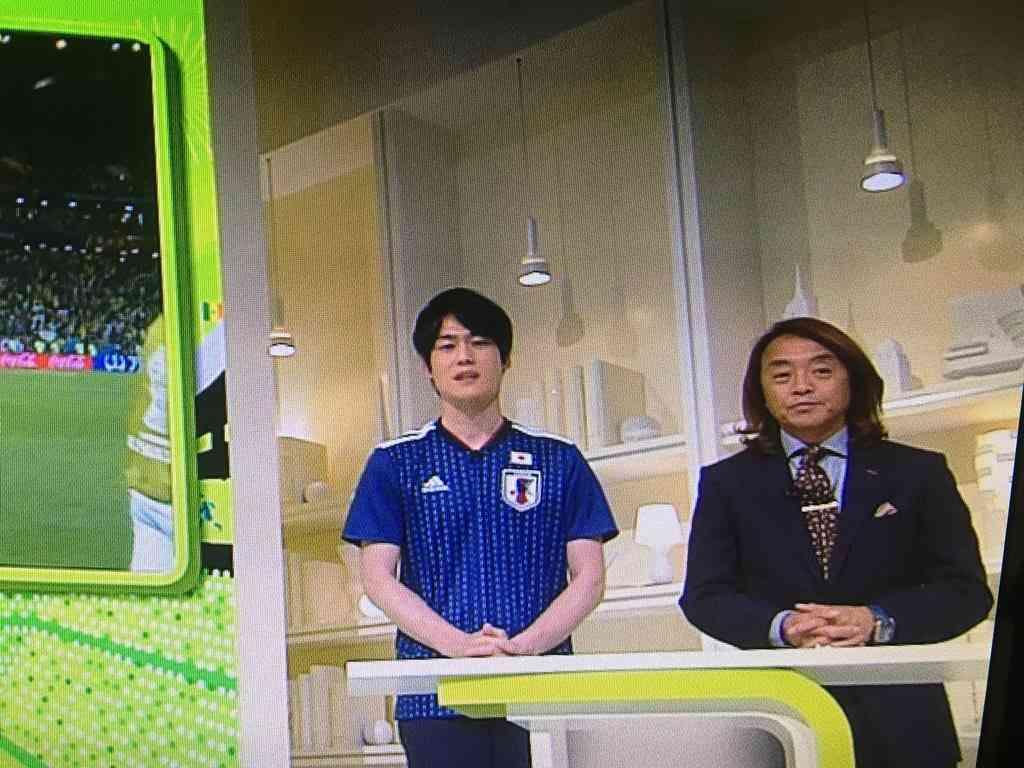 上重聡アナが「ZERO」に ネットざわつく…スポーツコーナー進行
