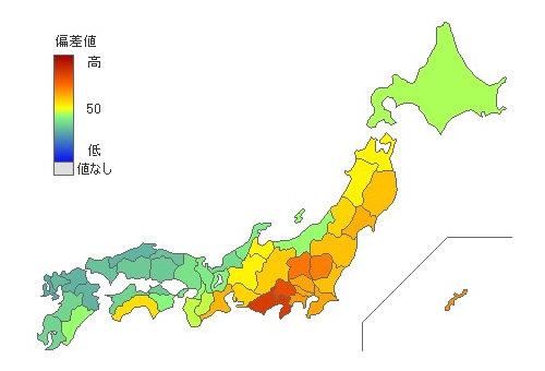 マグロ消費量 [ 2016年第一位 静岡県 ]|都道府県別統計とランキングで見る県民性 [とどラン]