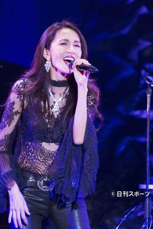 工藤静香、ツアー開始、次女Koki,の曲も披露