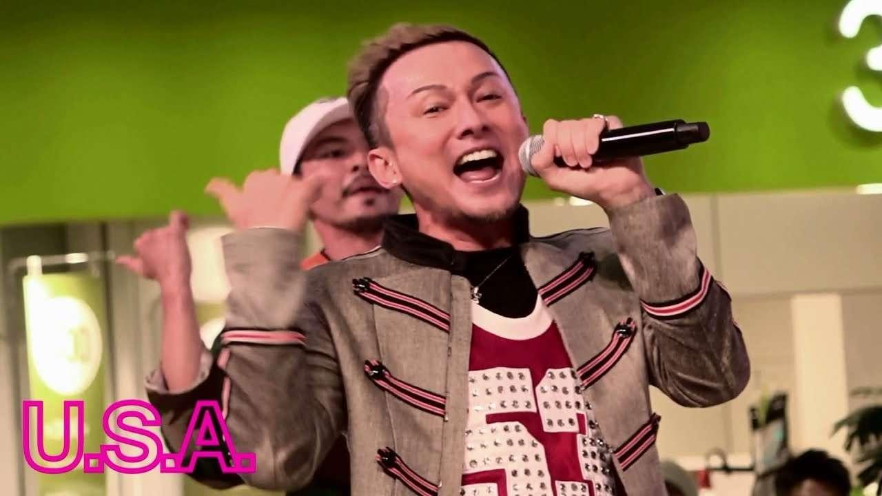 DA PUMP 2018.06.06 ♪U.S.A./池袋サンシャインシティ(1回目) - YouTube