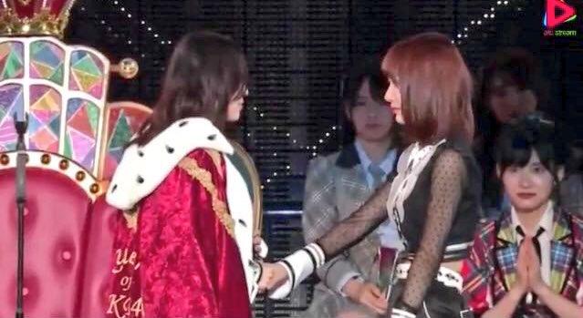 SKE松井珠理奈が悲願の初女王!重圧はねのけ地元で速報2位から逆転V 名古屋から初頂点