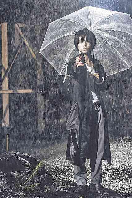 村上虹郎&広瀬アリス、芥川賞・中村文則氏デビュー作「銃」に主演…モノクロ映画で世界へ