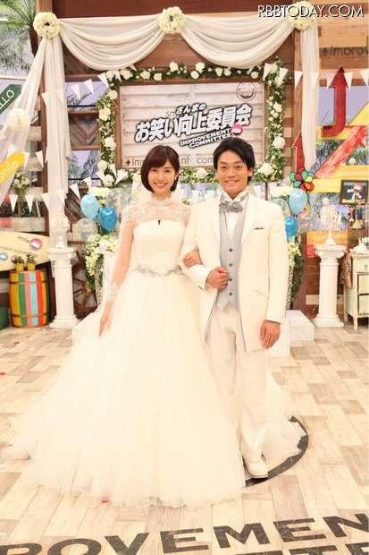山崎夕貴アナの結婚式を3週連続で放送 「なぜ断らない」と批判も