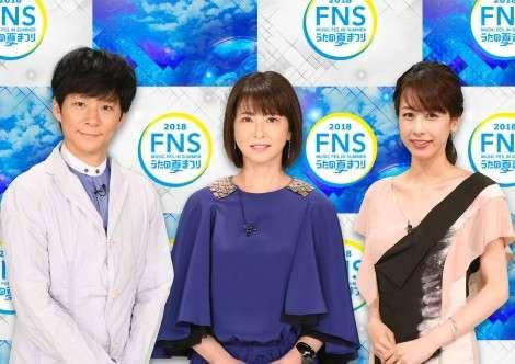 『FNSうたの夏まつり』でアニソンメドレー キンプリ、ももクロ、LiSAらが名曲歌う
