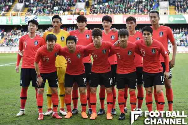韓国、背番号入れ替えで対戦国をかく乱。「西洋人には顔は見分けにくい」【ロシアW杯】     フットボールチャンネル