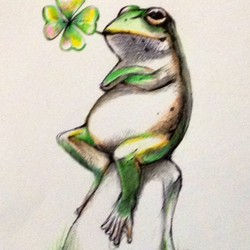 【梅雨】いろんなカエルの画像を貼るトピ