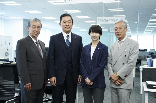 【実況・感想】未解決の女 警視庁文書捜査官 第8話