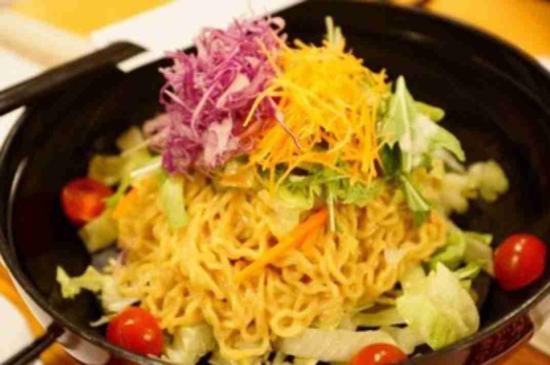 中華麺のレシピ