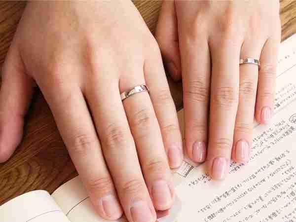 指輪のサイズ、関節が太い人