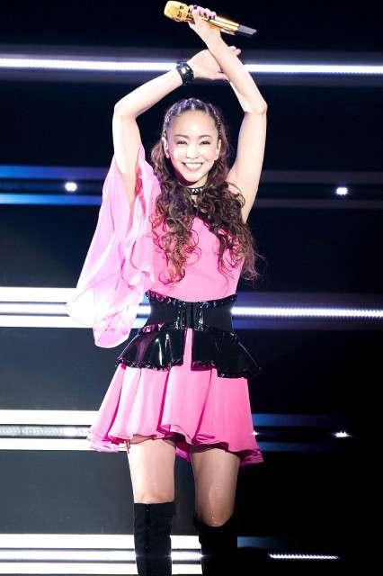 安室奈美恵、いつもの「またね」なく「バイバーイ」史上最多80万人動員ラストツアー閉幕