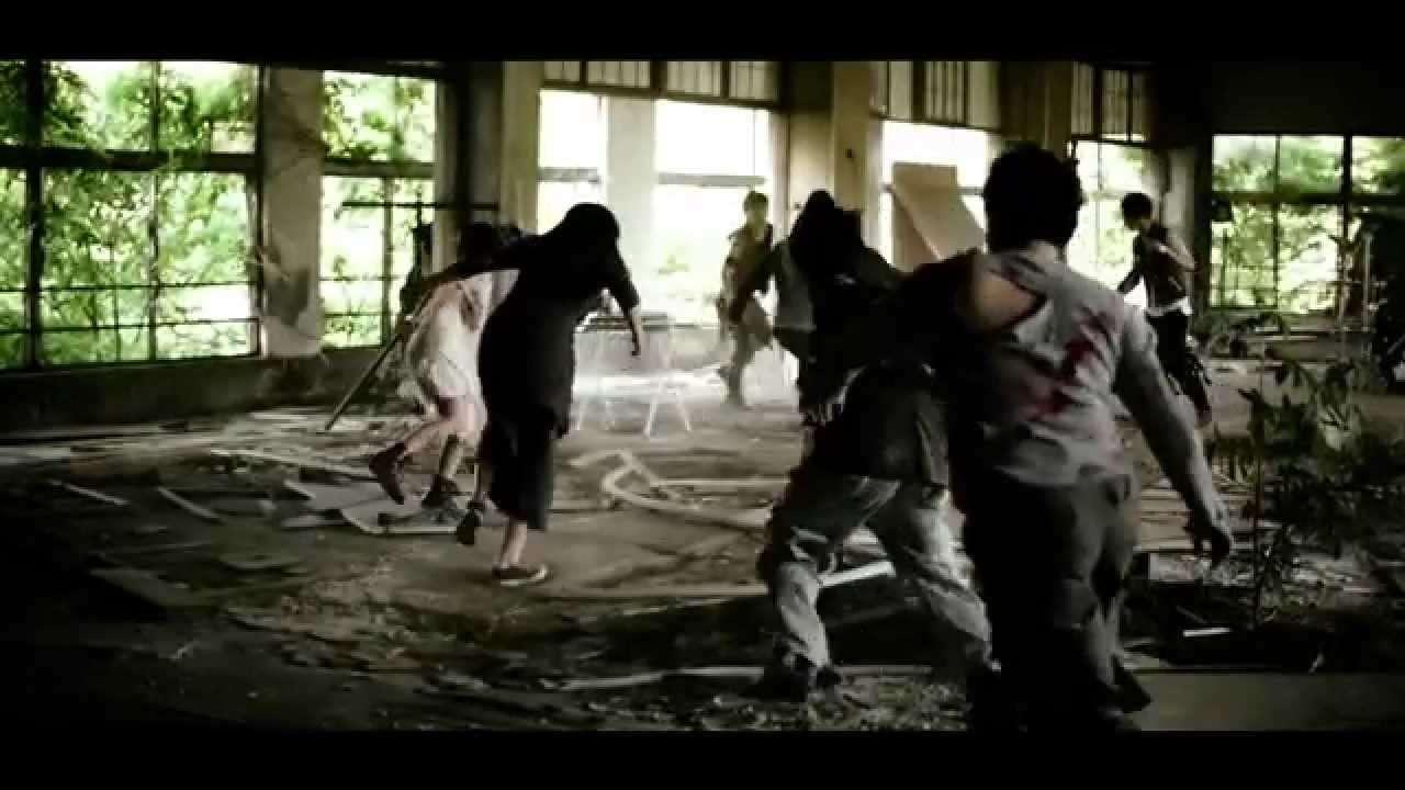 【閲覧注意】 Brand New Vibe - TOKYO ZOMBIE MV Short Ver. - YouTube