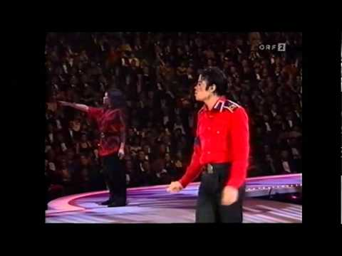 Michael Jackson Gone Too Soon - Heal The World (Clinton Gala 1992) - YouTube
