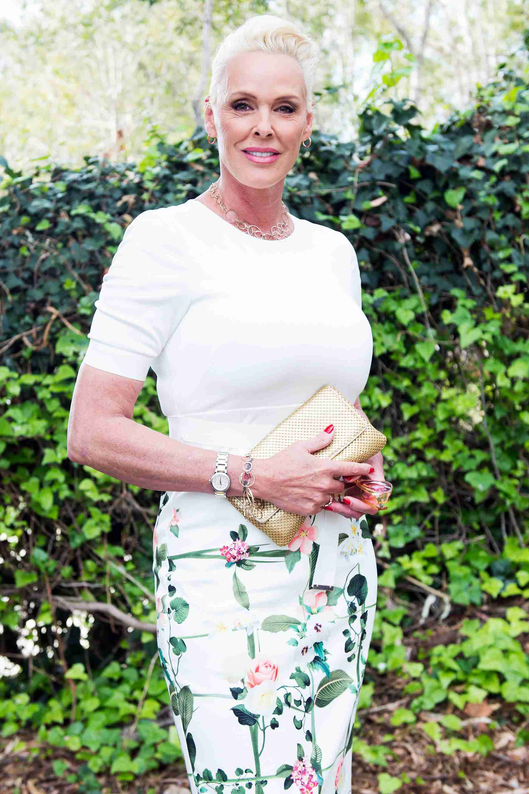 Pregnant Brigitte Nielsen, 54, Previously Said She'd 'Try IVF' | PEOPLE.com