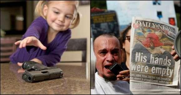 統計でみる、銃社会アメリカの銃に関する驚くべき15の真実 : カラパイア