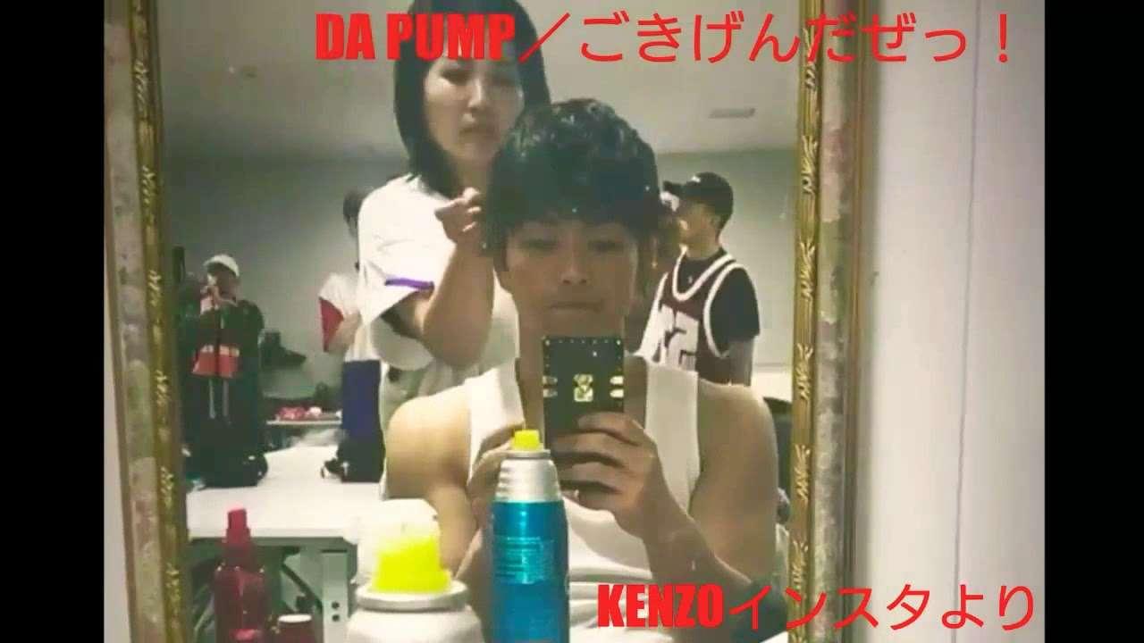 ISSAアカペラ/DA PUMP楽屋 (KENZOインスタより) - YouTube