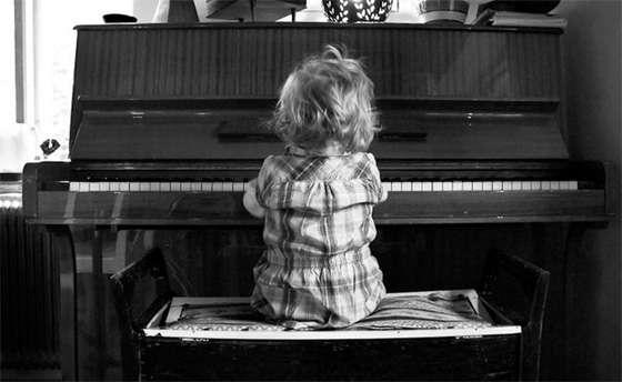 ピアノを習っていて良かった事