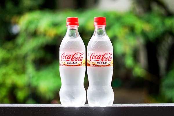 【話題】透明炭酸飲料「コカ・コーラクリア」を飲んでみた | 今日のこれ注目!ママテナピックアップ | ママの知りたいが集まるアンテナ「ママテナ」