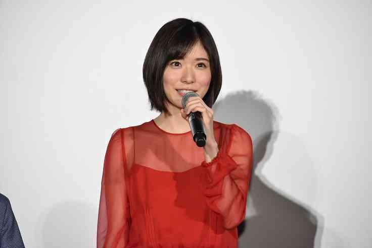 松岡茉優、池松壮亮を「彼氏」と紹介 - NOSH(ナッシュ)