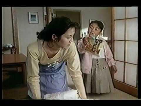 焼きもろこし CM 1991 カルビー - YouTube