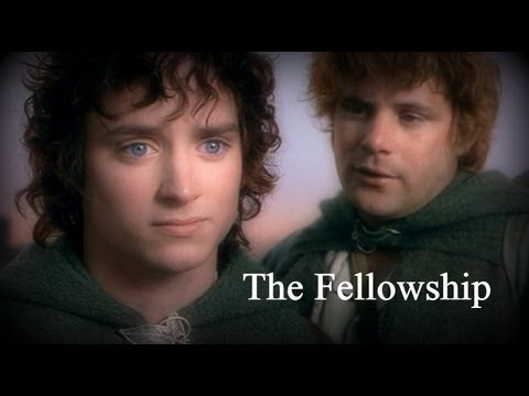『The Lord of the Rings』 ~ The Fellowship ~ HD - YouTube