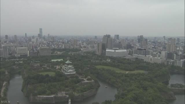 大阪北部地震 活発な地震活動続く 雨にも注意 | NHKニュース