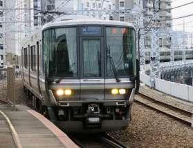 神戸新聞NEXT 事件・事故 電車内で痴漢男逃走 ドア閉めたまま車内捜索、最後尾で御用