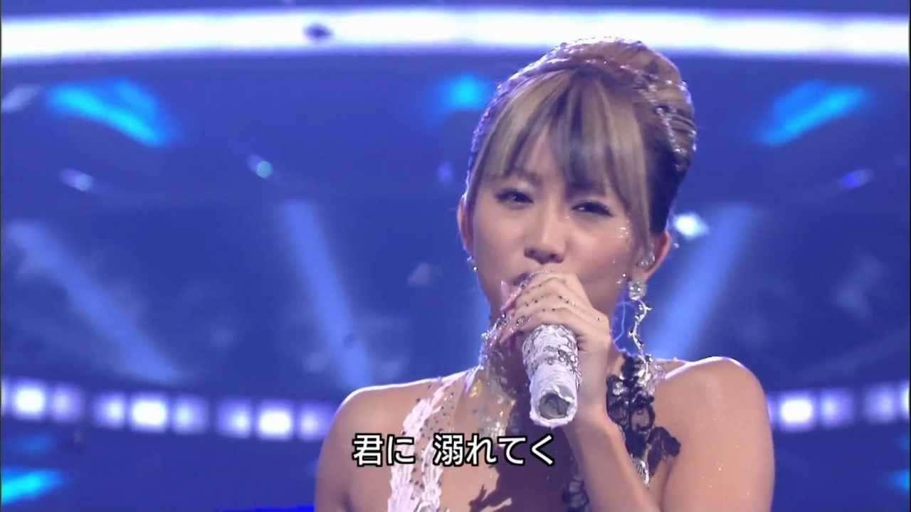 セクシー衣装 倖田來未 夢のうた HD - YouTube