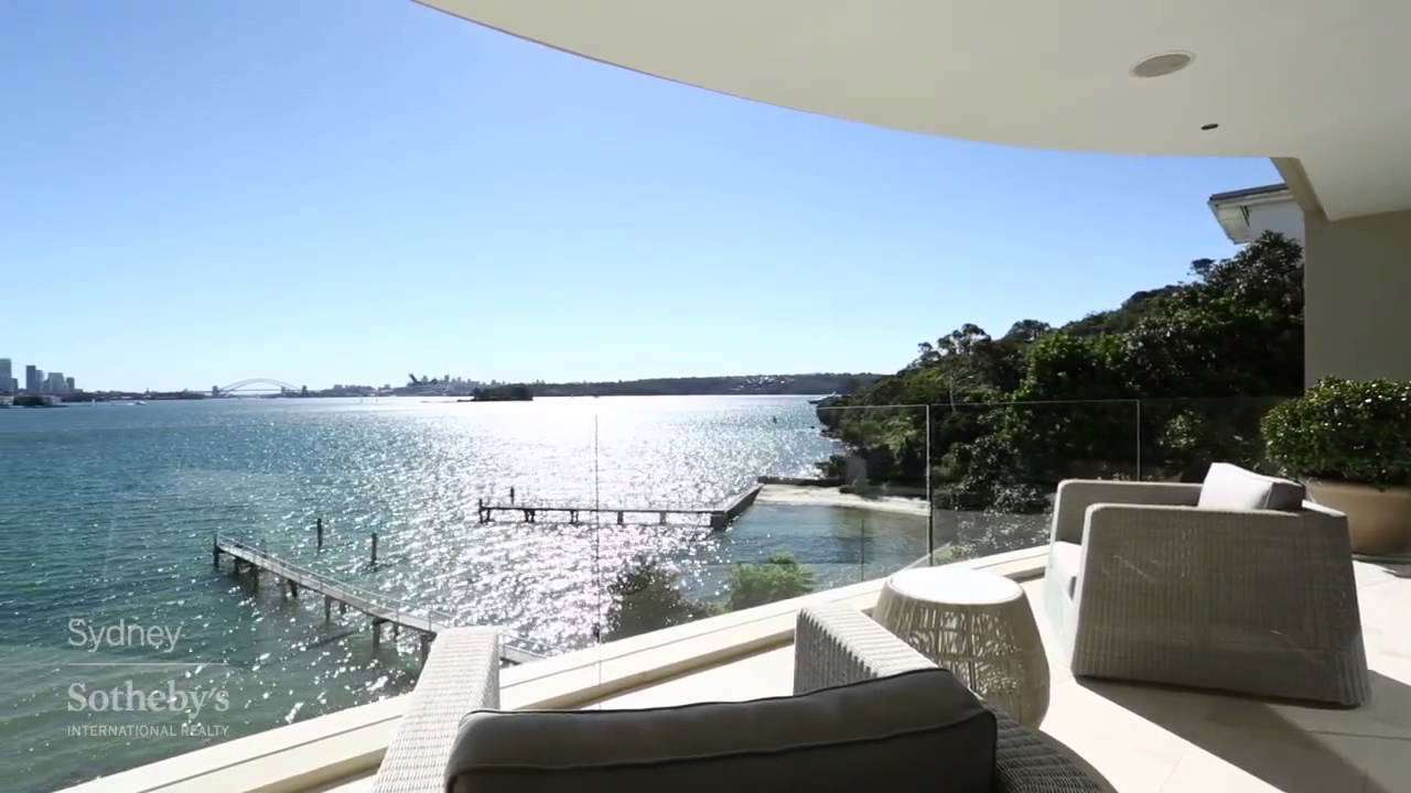 Sotheby's - Rose Bay, 2 Bayview Hill Road - YouTube