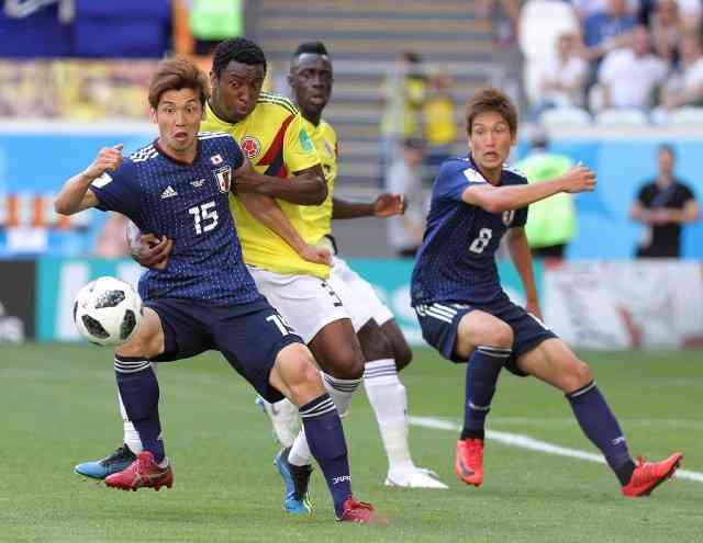 サッカー日本対コロンビア戦は視聴率48・7%! 瞬間最高は驚異の55・4% : スポーツ報知