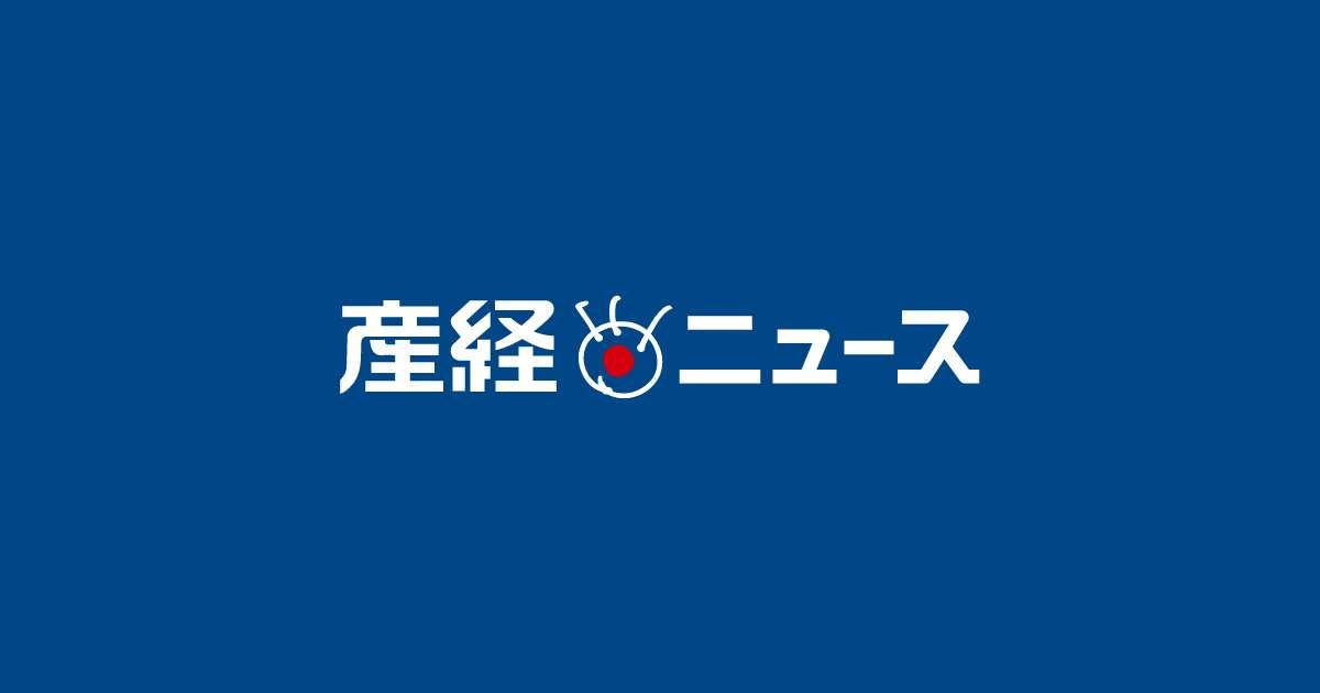 ひき逃げ疑い15歳少年逮捕 パトカーから逃走中、男性20メートル引きずる 北海道 - 産経ニュース