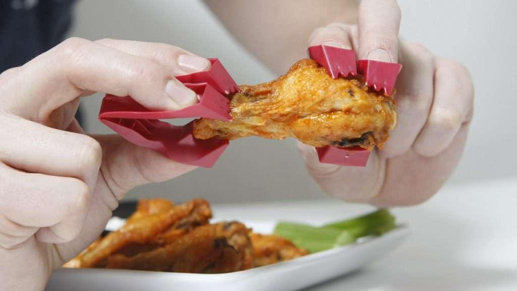手が汚れる食べ物好きですか?