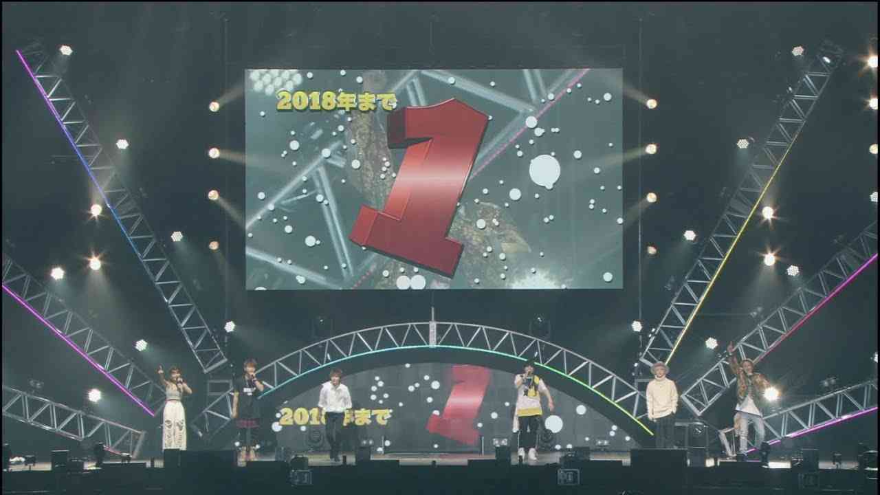 AAA / 「AAA NEW YEAR PARTY 2018」 Digest - YouTube