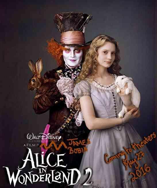 いろんな「アリス」が見たい