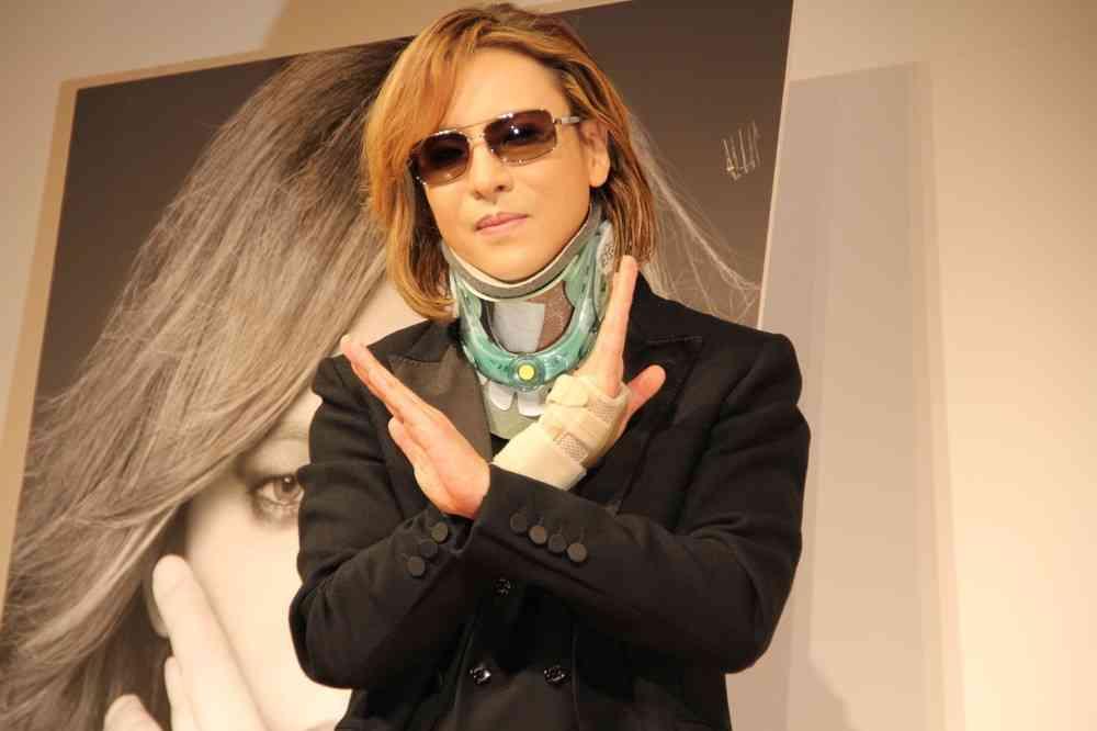 チケット1枚30万超...YOSHIKI、高額転売に警鐘「またコンサート、考えるから...」 : J-CASTニュース