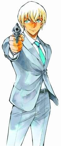 安室透が主人公『名探偵コナン ゼロの日常』コミックス発売決定